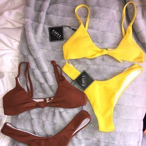 Two Zaful Bikinis